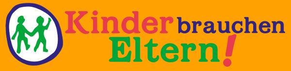 Logo Kinder brauchen Eltern - Pflege und Adoptiveltern Salzburg