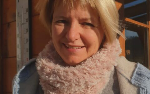 Schriftführerin Eva-Maria Gockel